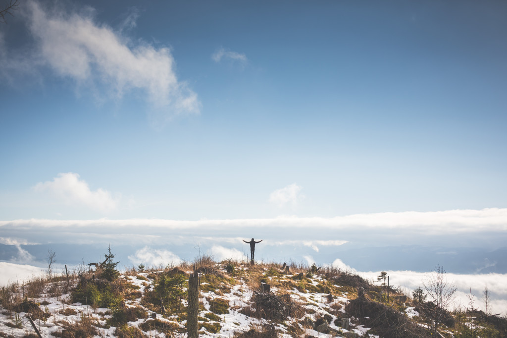 Climbing mountains and reaching new learning goals