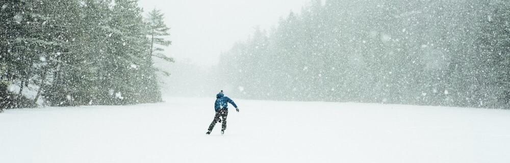 Winter Fun in Sweden
