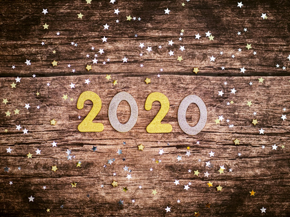 New year 2020 Stockholm