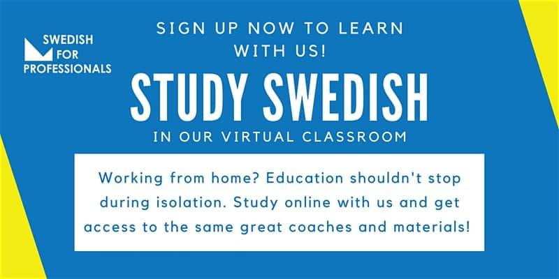 study swedish online